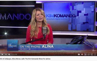 Kim Komando Alina Morse